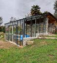 Giardino d'inverno personalizzato